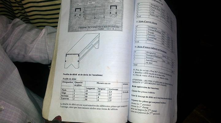 Dusabikane Handboek Timmeren