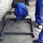 Dusabikane metaalbewerker