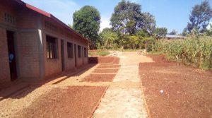 Een eigen loods voor de Jeugd van Burundi