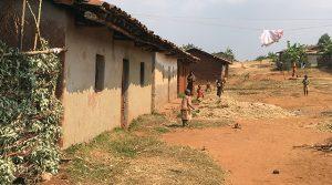 Schoon water voor de mensen in Mbuye